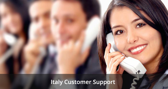 Italy-support
