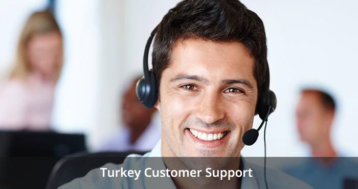 Turkey-support